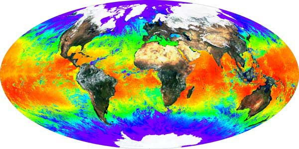 cambiamento temperatura terrestre vaia tempesta