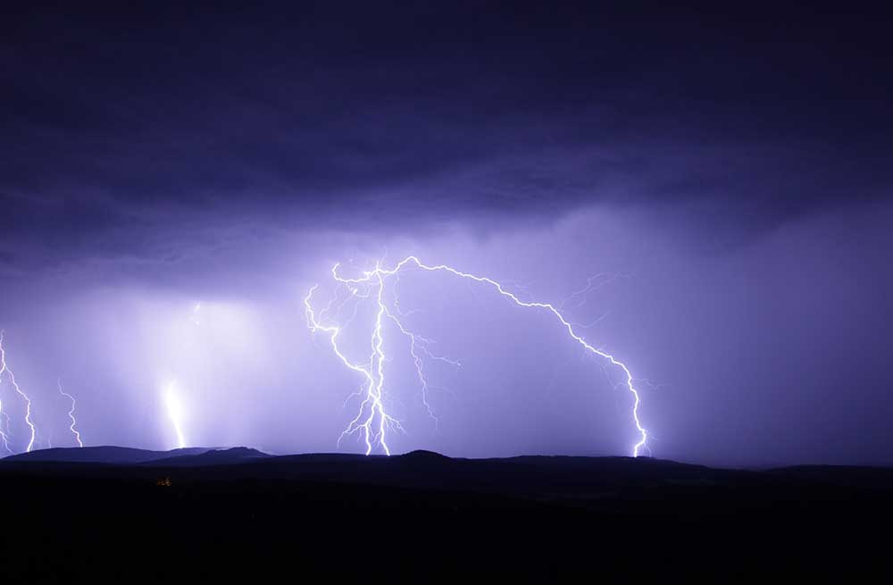 Nell'occhio del ciclone: Vaia