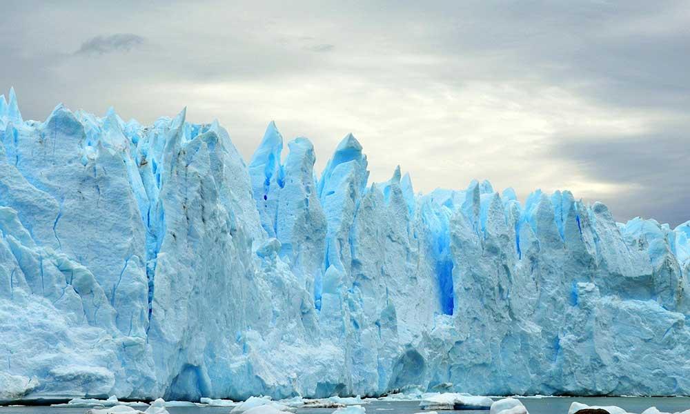 I ghiacciai del XXI sec
